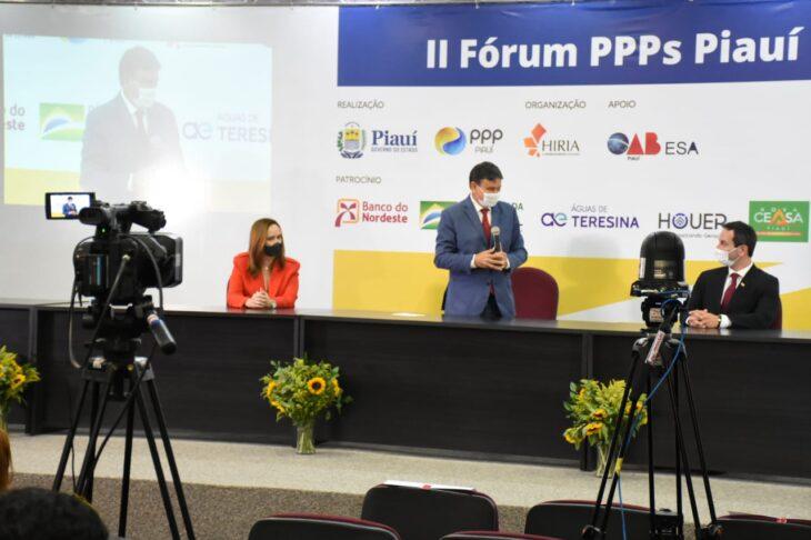 forum11 Wellington Dias encerra II Fórum de PPPs e destaca avanços na prestação de serviços