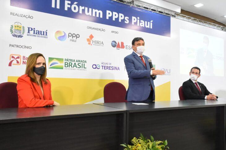 forum9 Wellington Dias encerra II Fórum de PPPs e destaca avanços na prestação de serviços