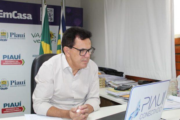 Secretário debate ações do Busca Ativa da Sasc com gestores dos territórios Entre Rios e Carnaubais