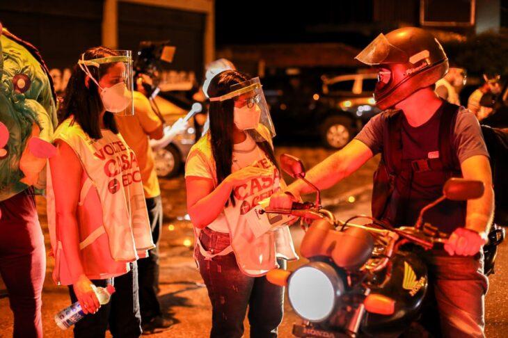Blitz Lei Seca 29 de janeiro 2020 10 Vigilância Sanitária notifica estabelecimentos no Piauí por descumprirem medidas contra a Covid-19
