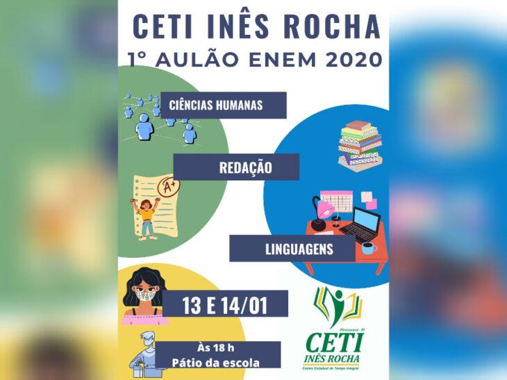 WhatsApp Image 2021 01 07 at 12.37.34 Escola de Piracuruca organiza Aulão Enem e orienta alunos sobre escolha  de cursos