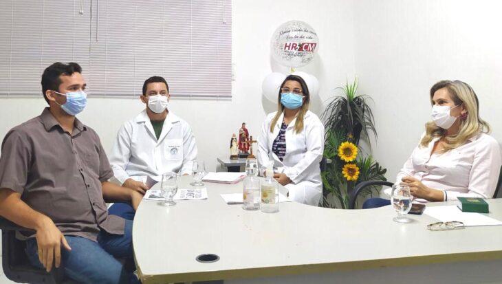 O Hospital de Campo Maior (HRCM) deu início a uma série de lives abordando a temática da Campanha Janeiro Branco em atenção à saúde mental.