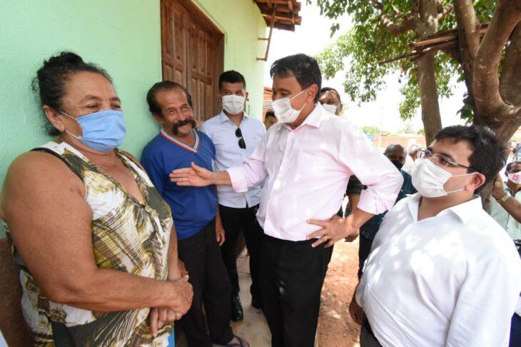agenda em guaribas 15 Governador entrega obras de mobilidade urbana em Guaribas
