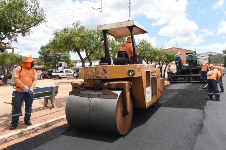 agenda em guaribas 20 Governador entrega obras de mobilidade urbana em Guaribas