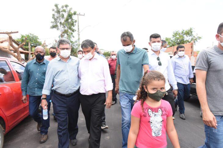 agenda em guaribas 29 Governador entrega obras de mobilidade urbana em Guaribas