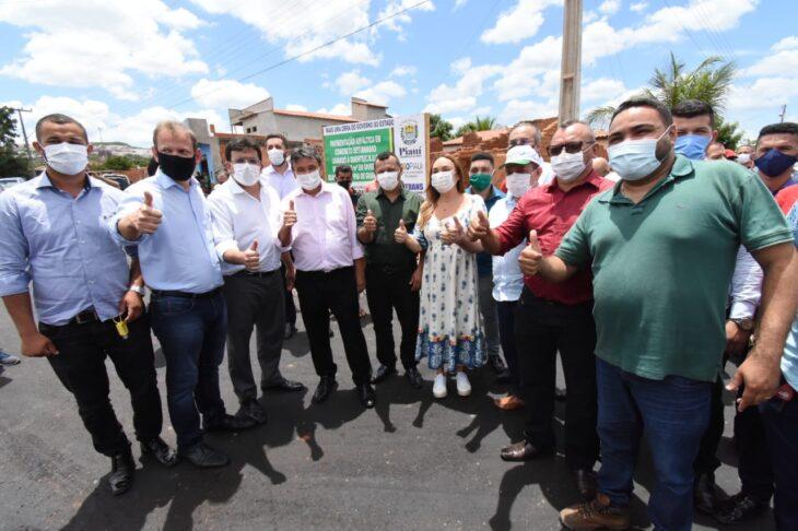 agenda em guaribas 42 Governador entrega obras de mobilidade urbana em Guaribas