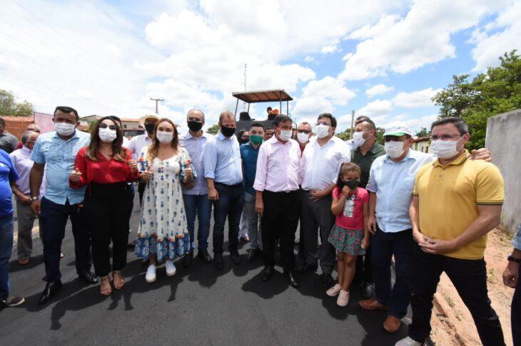 agenda em guaribas 48 Governador entrega obras de mobilidade urbana em Guaribas