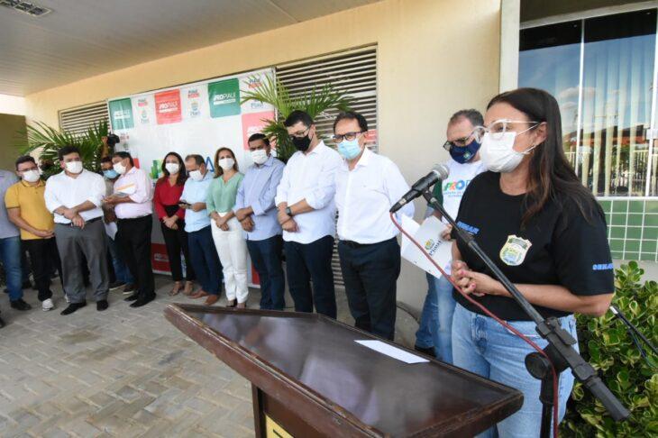 agenda em srn discursos 14 Governador entrega títulos de posse a famílias de São Raimundo Nonato