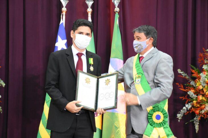 medalhas piracuruca 2021 23 Governador entrega medalhas do Mérito Renascença em Piracuruca