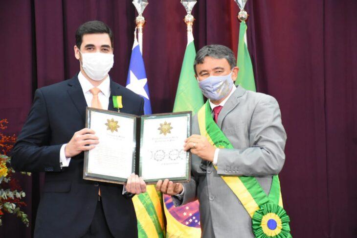 medalhas piracuruca 2021 31 Governador entrega medalhas do Mérito Renascença em Piracuruca