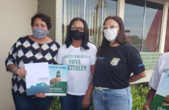semar moura alves Famílias de São Raimundo Nonato recebem o título do Cadastro Ambiental Rural