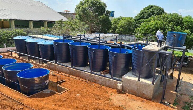 IMG 20210209 WA0001 Estação de tratamento de água em Esperantina está com 90% dos serviços concluídos