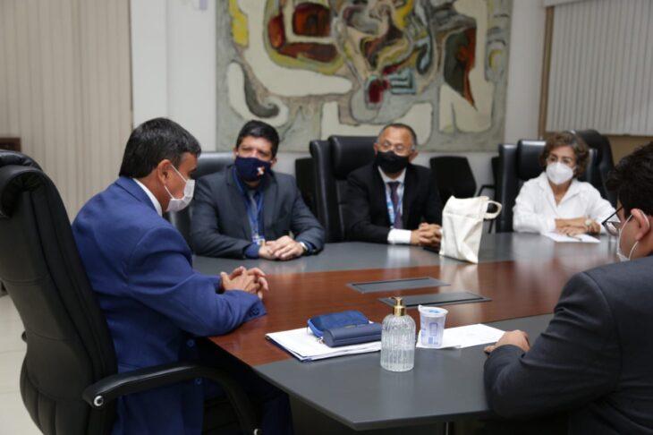 WhatsApp Image 2021 02 01 at 18.37.24 Governador reforça parcerias com novo superintendente da Caixa