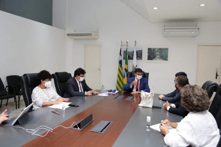 WhatsApp Image 2021 02 01 at 18.37.26 3 Governador reforça parcerias com novo superintendente da Caixa