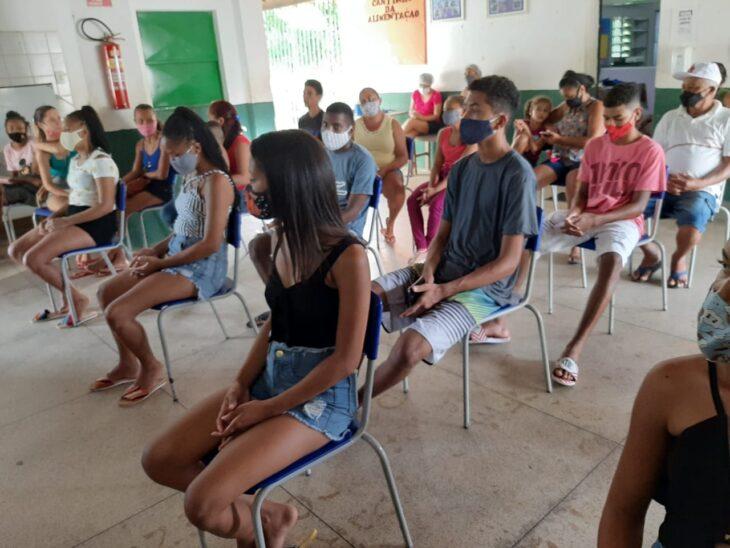 WhatsApp Image 2021 02 08 at 21.24.12 Escola acolhe novos estudantes com palestra sobre saúde mental