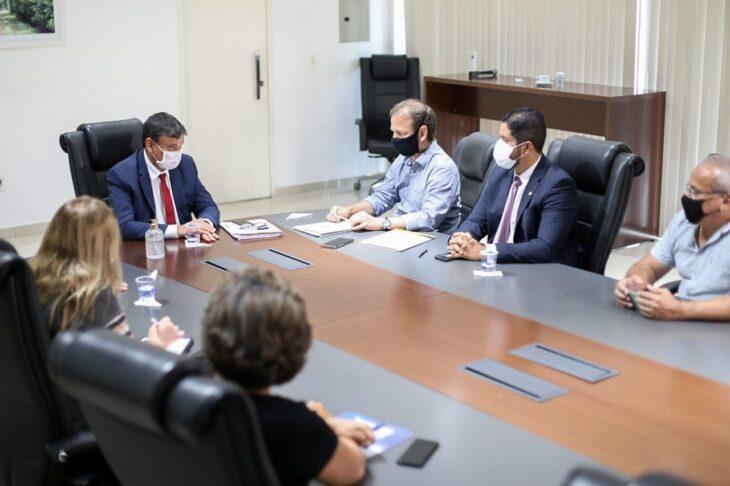 reuniao pro infra 3 Governo traça plano estratégico para reestruturação da malha rodoviária do estado