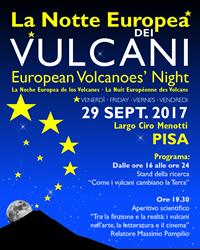 La notte dei vulcani 2017