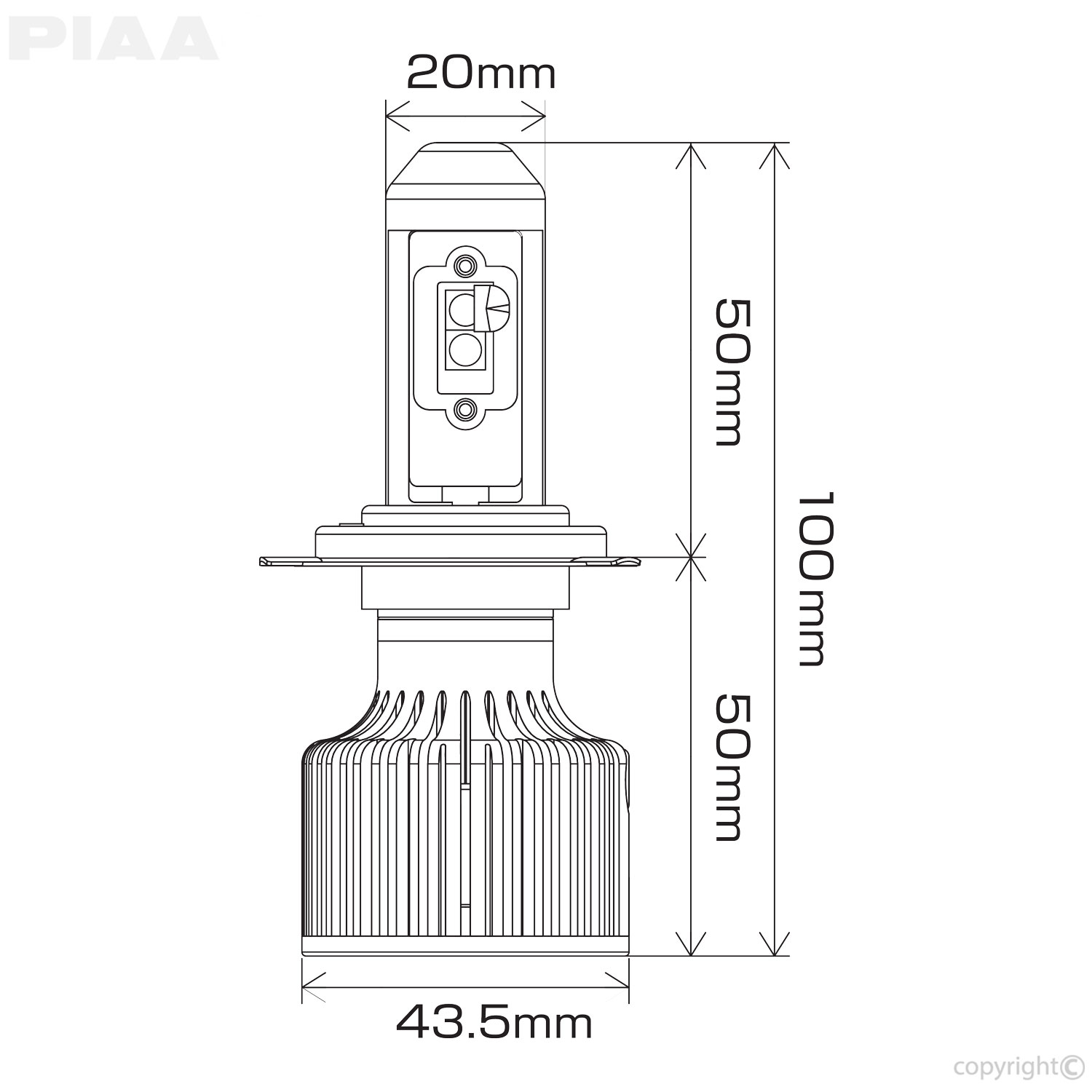 piaa 17204 h4 led hr 9003 bulb wiring diagram 9004 wire diagram at bayanpartner.co