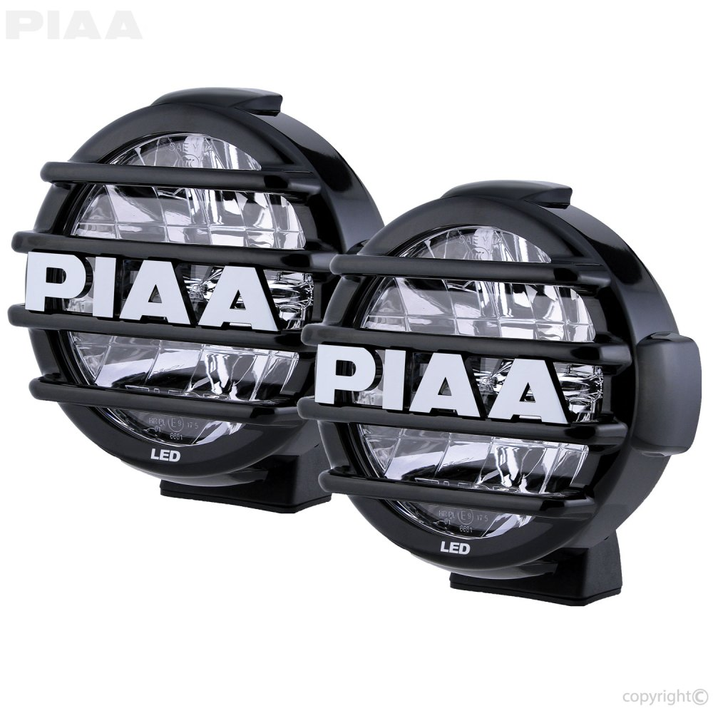 medium resolution of piaa lp570 led white long range driving beam kit 05772