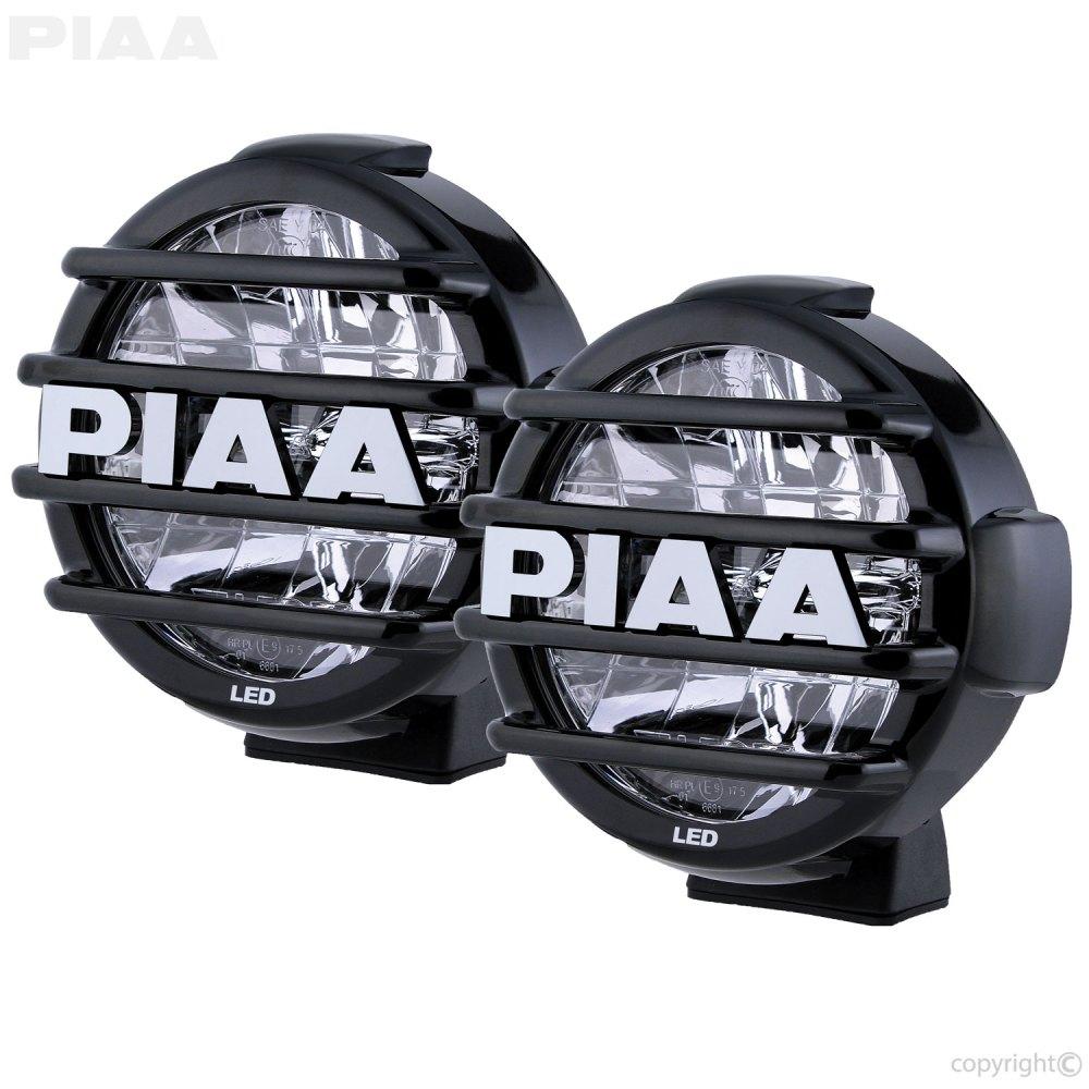 hight resolution of piaa lp570 led white long range driving beam kit 05772