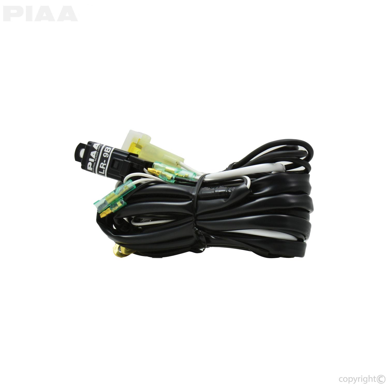 piaa wiring harness [ 1500 x 1500 Pixel ]