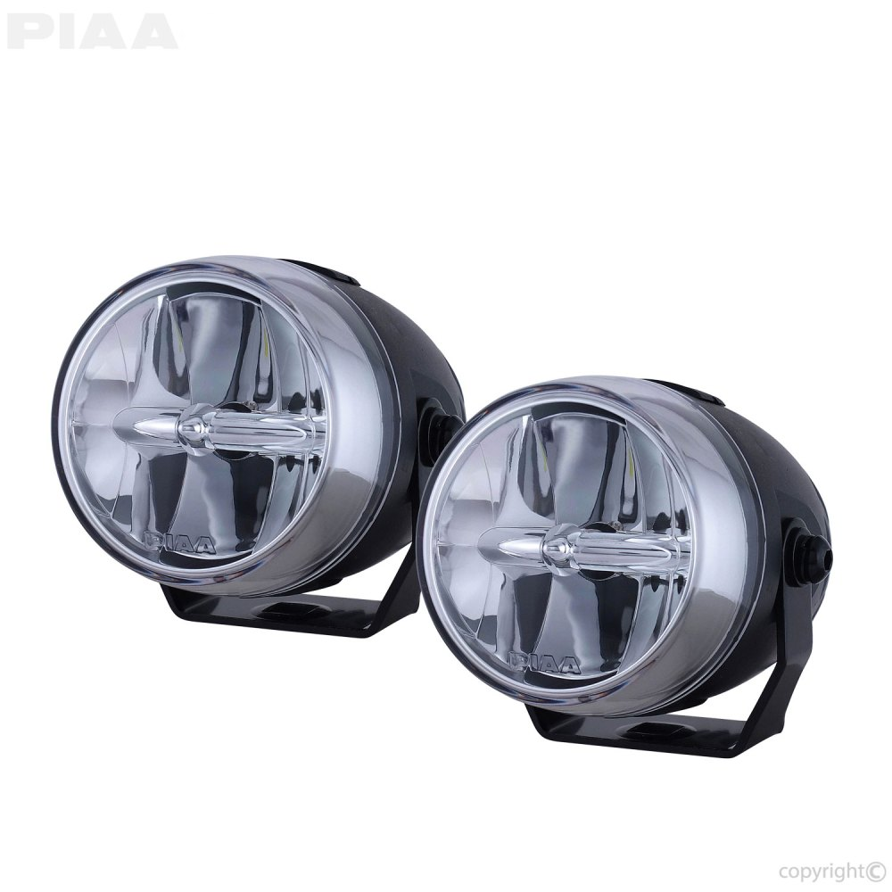small resolution of piaa lp270 led white wide spread fog beam kit led led lights lamps