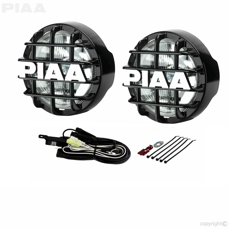 hight resolution of piaa 510 super white driving lamp kit 05164 510 super white driving lamp kit 05164