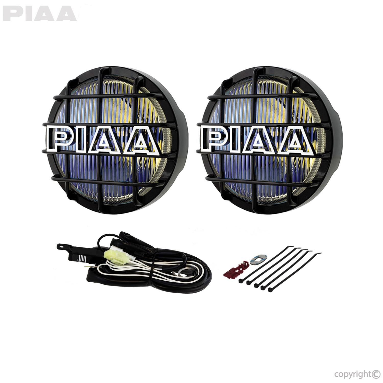 piaa fog lights wiring diagram seven plug trailer light harness schematic 520 ion yellow halogen lamp kit 05291 basic diagrams