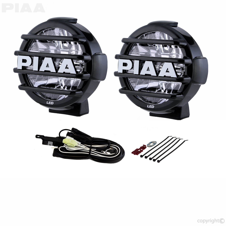 hight resolution of piaa piaa lp570 led white long range driving beam kit 05772 piaa fog light wiring piaa 60 lights wiring diagram