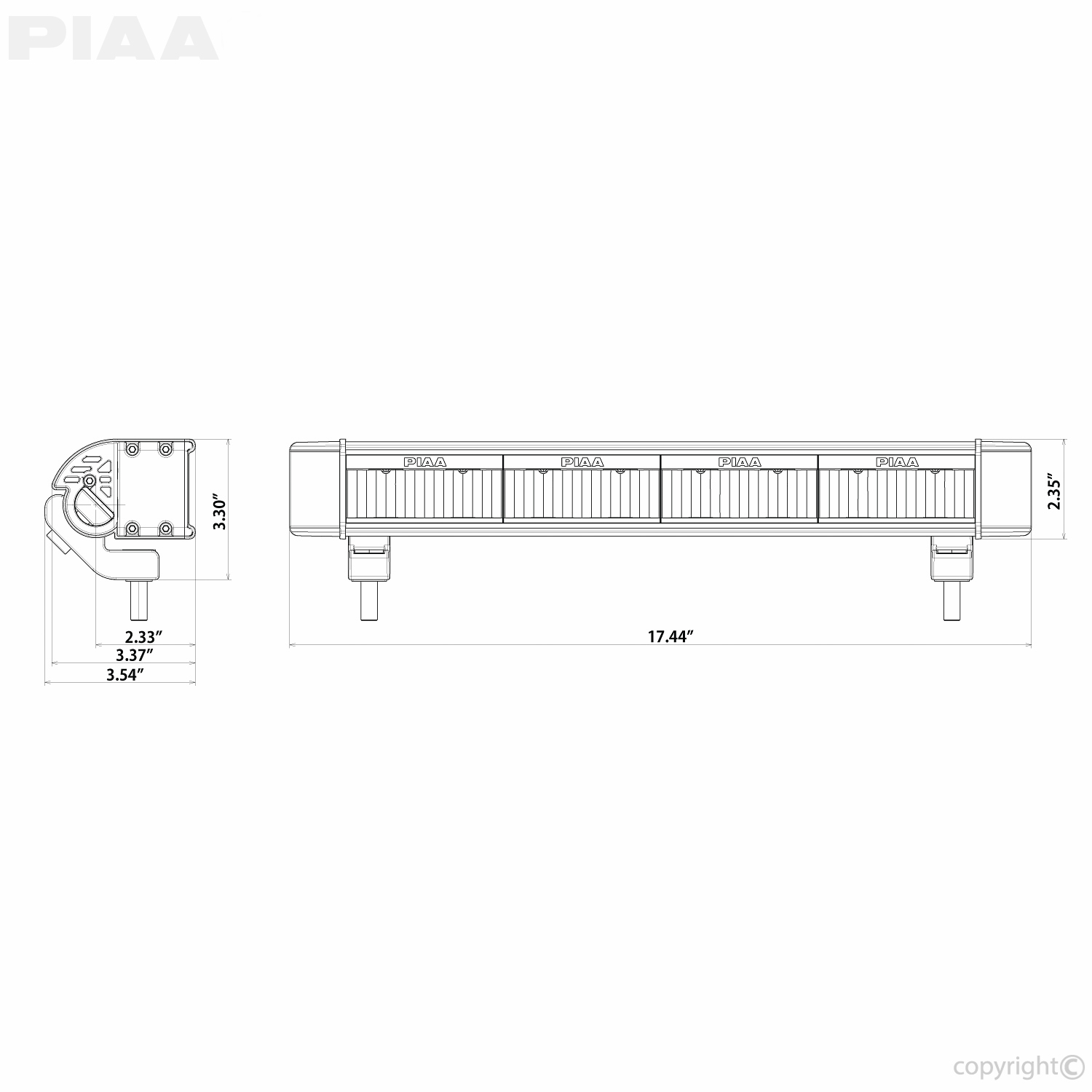 piaa fog lights wiring diagram 4 prong dryer outlet harness instructions 32