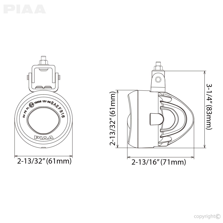 hight resolution of piaa 520 wiring diagram