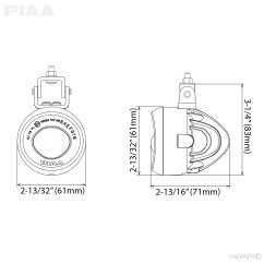 Piaa Fog Lights Wiring Diagram 2002 Kia Sportage For And Schematics
