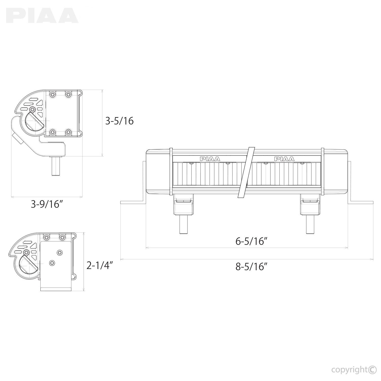 piaa led drl wiring diagram electrical work wiring diagram u2022 wiring auxiliary lights piaa 510 wiring [ 1500 x 1500 Pixel ]