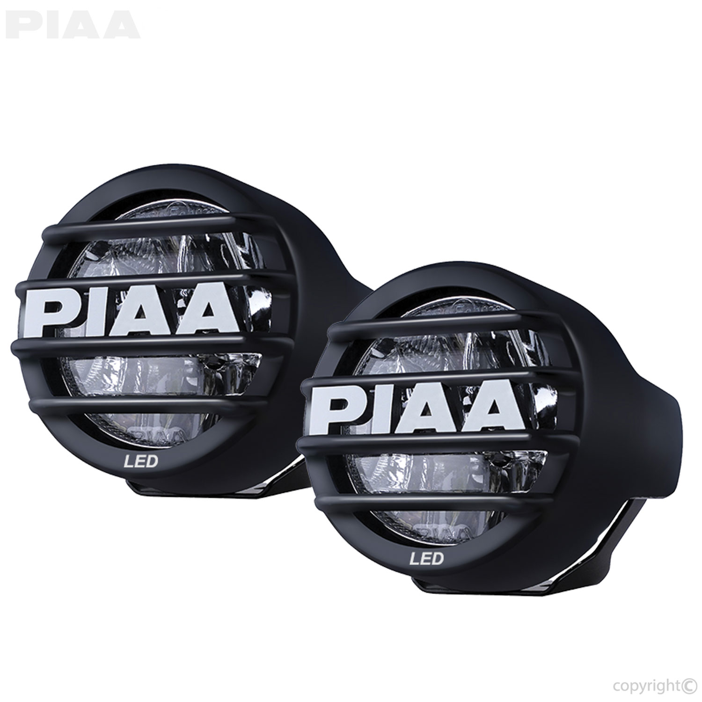 hight resolution of piaa lp530 3 5 led fog light kit sae compliant 73530lp530 3 5 led fog light kit sae compliant