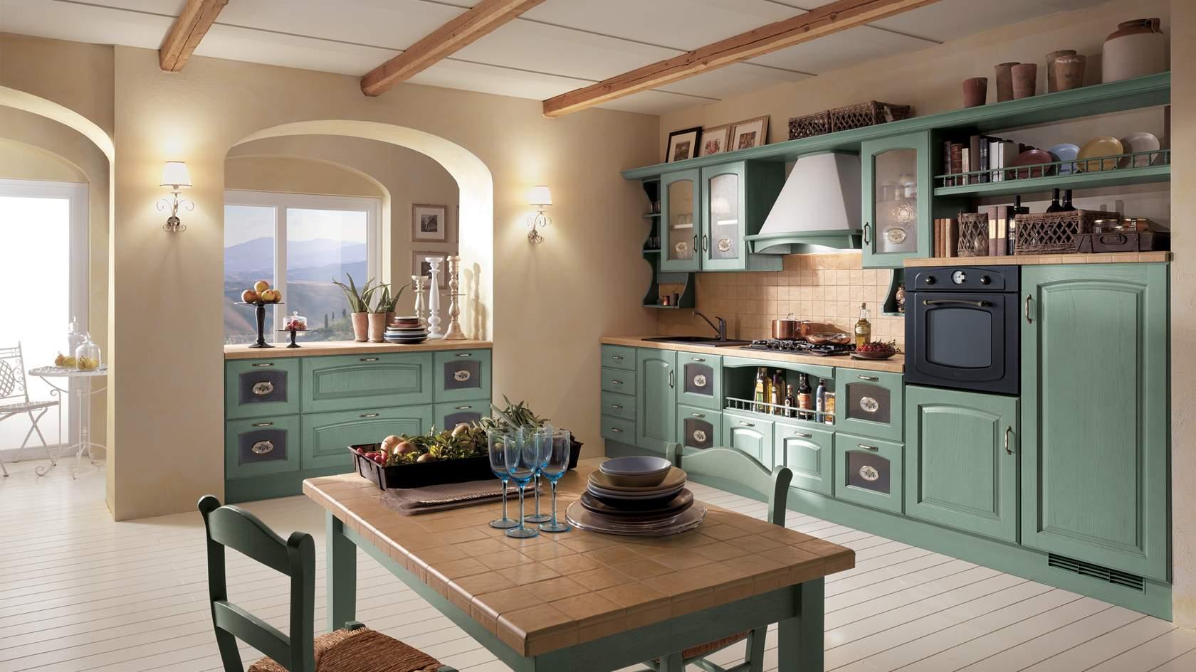 Madeleine Cucina Scavolini   Piacentini Arredamenti