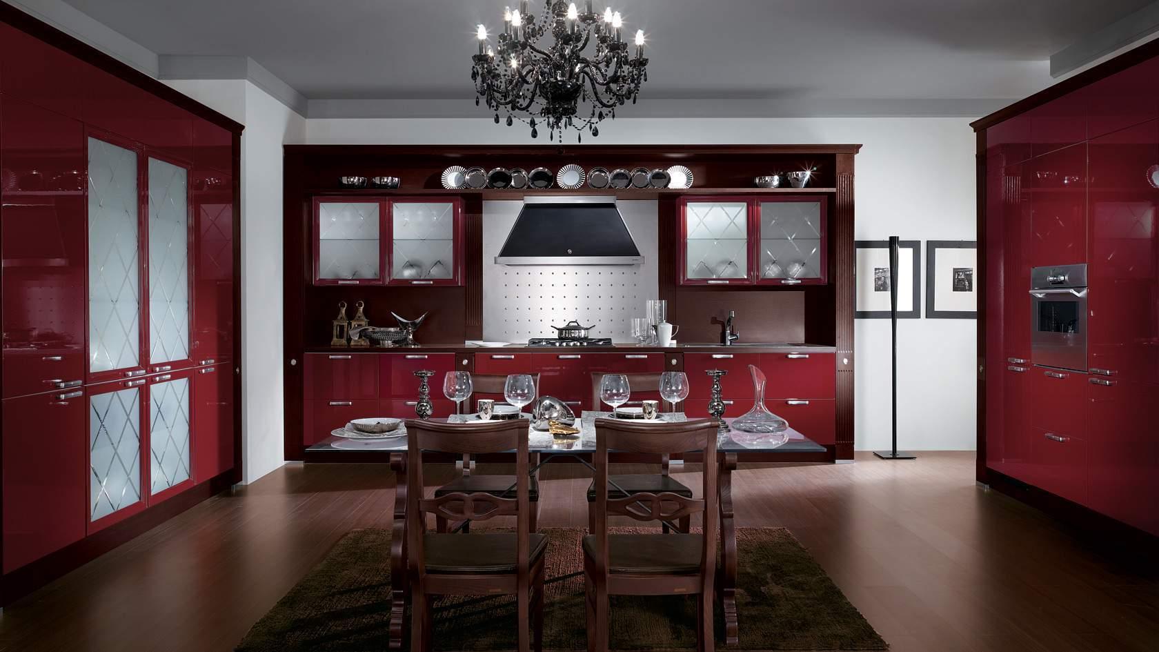 Scavolini Cucine Classiche | Piacentini Arredamenti
