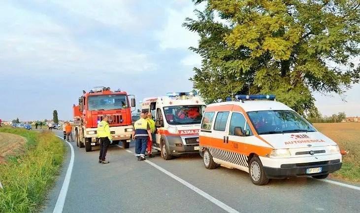 Pontenure: si ribalta trattore, muore bambino di 5 anni foto