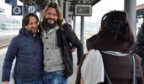 Il ritorno ci Claudio Pelizzeni (foto Gazzola)