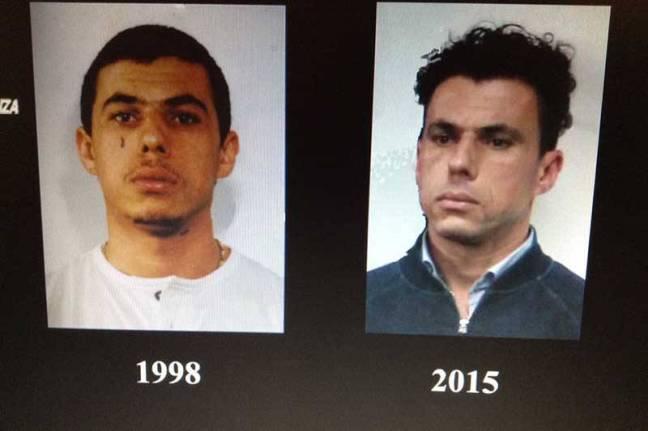 Risultati immagini per omicidio betty ramirez
