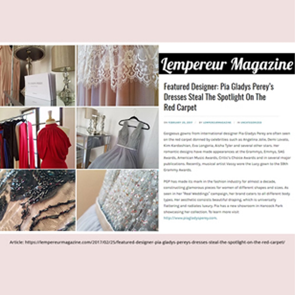 Lempereur Magazine