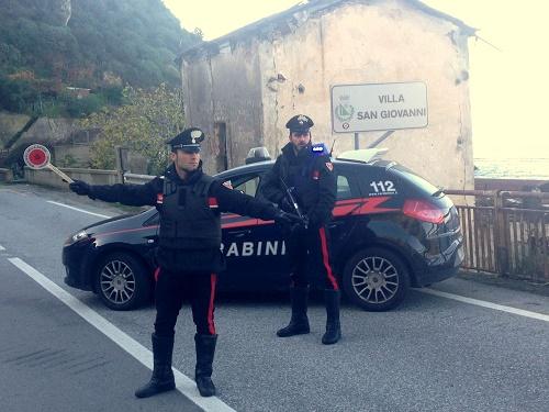 Villa, Focus ndrangheta: due arresti e 7 deferimenti in stato di liberta'