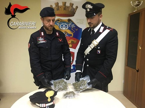 Gioia Tauro, due arresti per droga