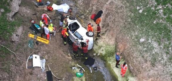 Bagnara, drammatico incidente, perde la vita un ragazzo di 19 anni