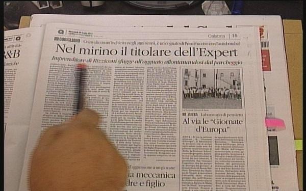 Rassegna Stampa 26 Luglio 2017