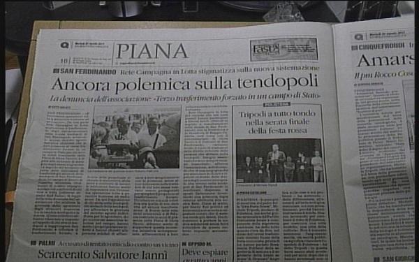 Rassegna Stampa 22 Agosto 2017