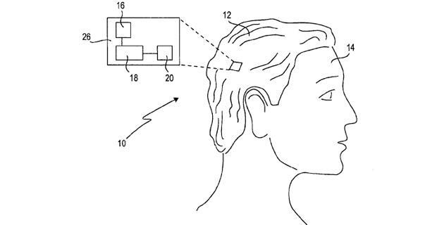 Sony brevetta SmartWig, la Parrucca Intelligente