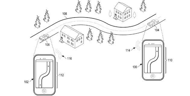 Apple brevetta tecnologia per tracciare spostamenti in
