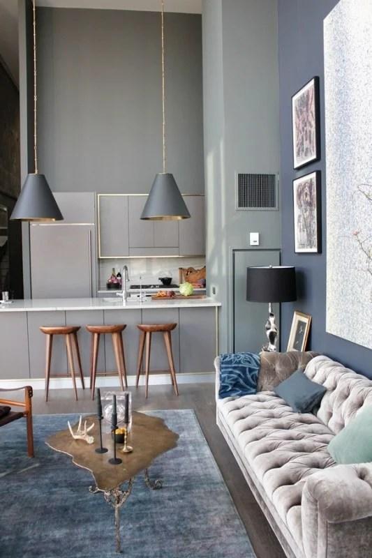 l'area living e quella della cucina hanno ruoli ben definiti nella casa. Separare La Cucina Dal Soggiorno