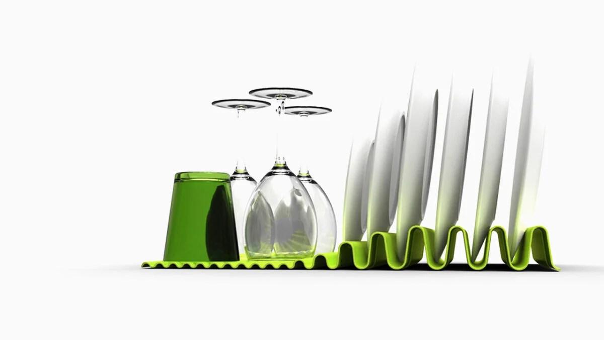 Scolapiatti design