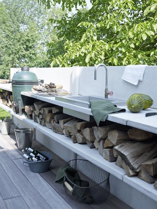 Cucina da esterno